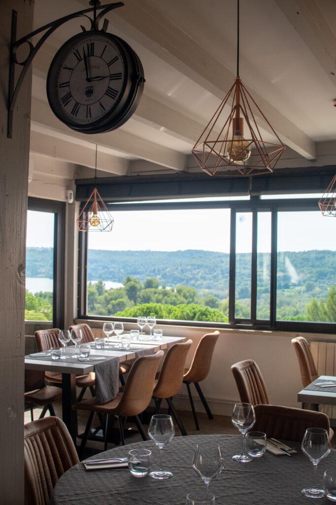 Décoration Restaurant Les sens de la Toupine